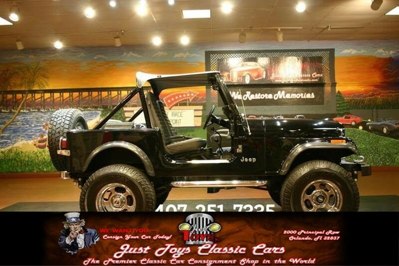 Jeep CJ 1982 $19995.00 incacar.com