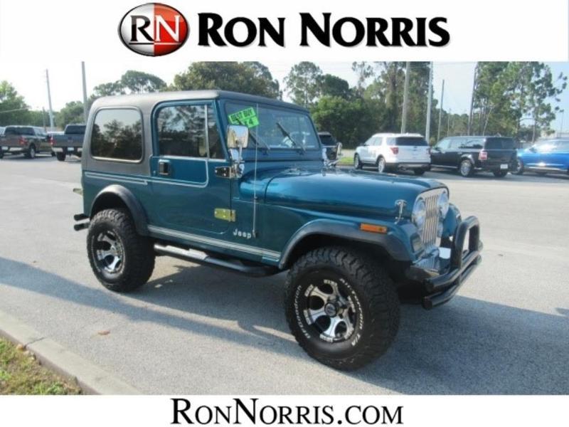 Jeep CJ 1983 $5995.00 incacar.com