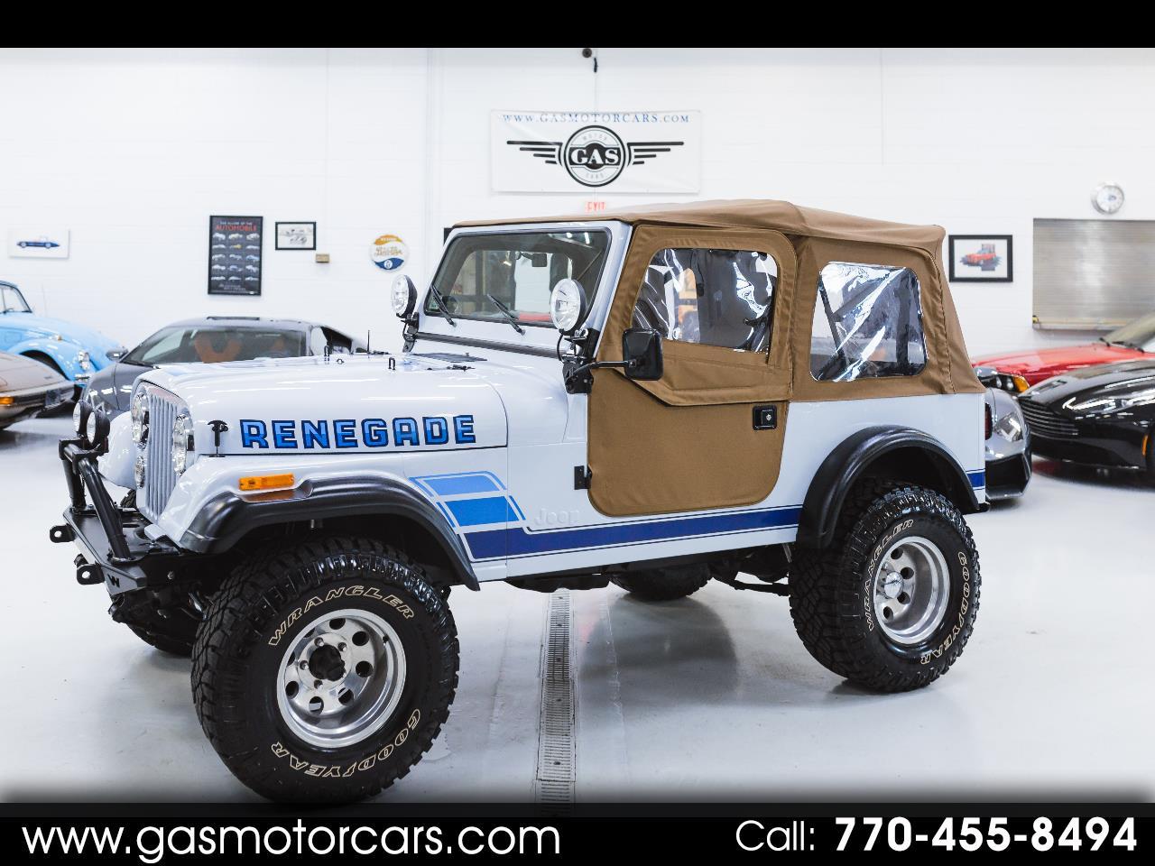 Jeep CJ 1984 $35000.00 incacar.com