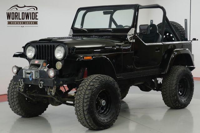 Jeep CJ 1984 $12900.00 incacar.com