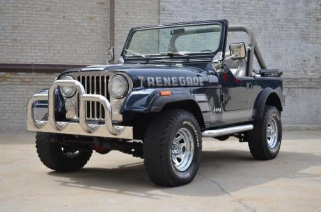 Jeep CJ 1985 $24800.00 incacar.com