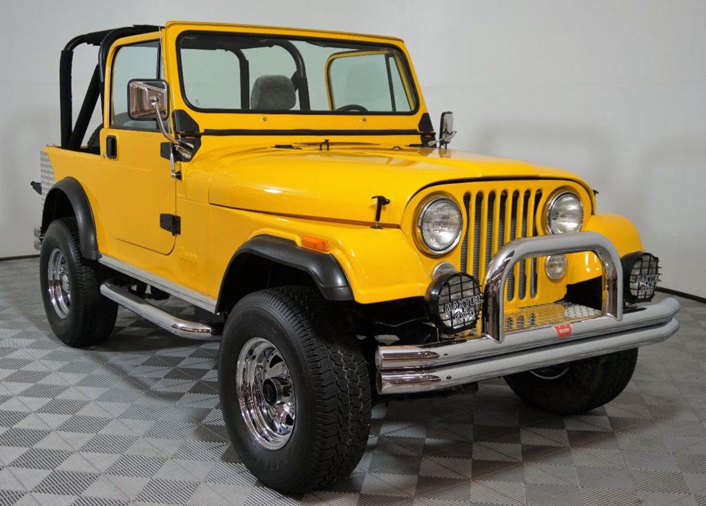 Jeep CJ 1986 $17900.00 incacar.com