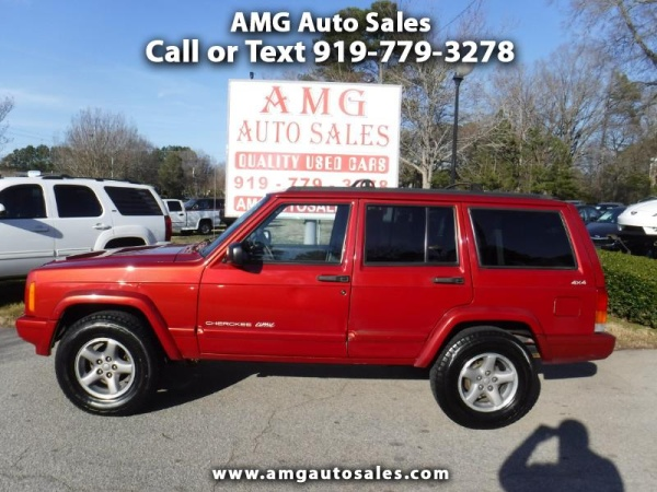 Jeep Cherokee 1998 $6450.00 incacar.com