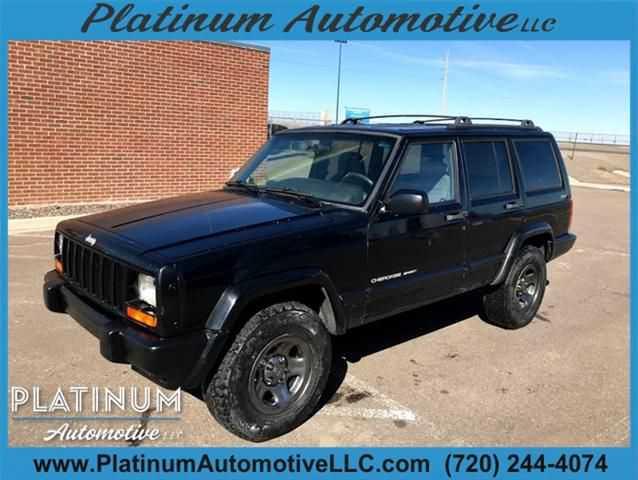 Jeep Cherokee 1999 $3600.00 incacar.com