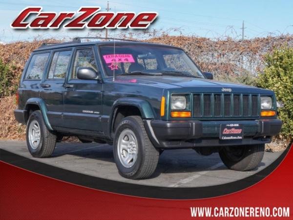 Jeep Cherokee 1999 $7995.00 incacar.com