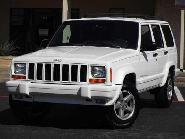 Jeep Cherokee 1999 $8995.00 incacar.com