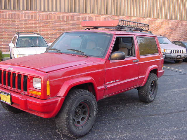 used Jeep Cherokee 1999 vin: 1J4FF67S5XL542698