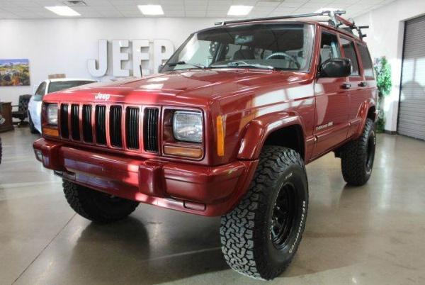 Jeep Cherokee 1999 $9495.00 incacar.com