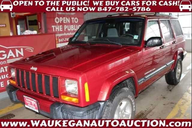 Jeep Cherokee 1999 $1400.00 incacar.com