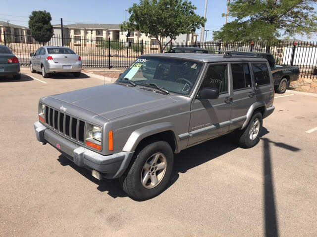 Jeep Cherokee 2000 $3995.00 incacar.com