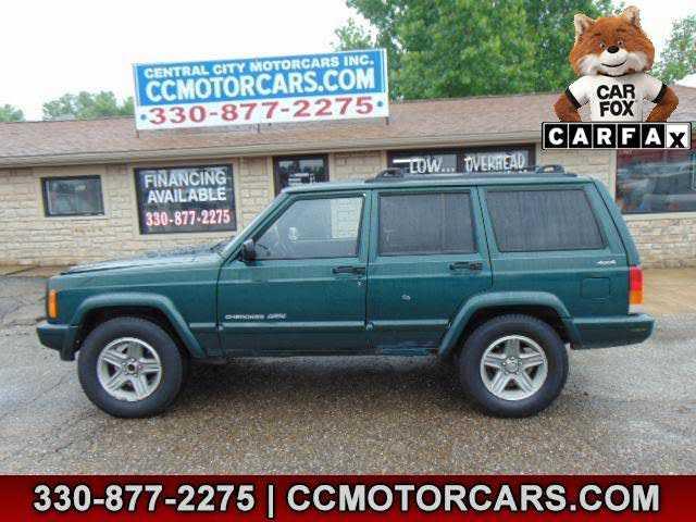 Jeep Cherokee 2000 $1950.00 incacar.com