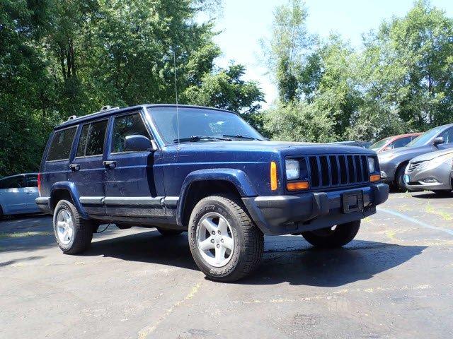 Jeep Cherokee 2000 $3913.00 incacar.com