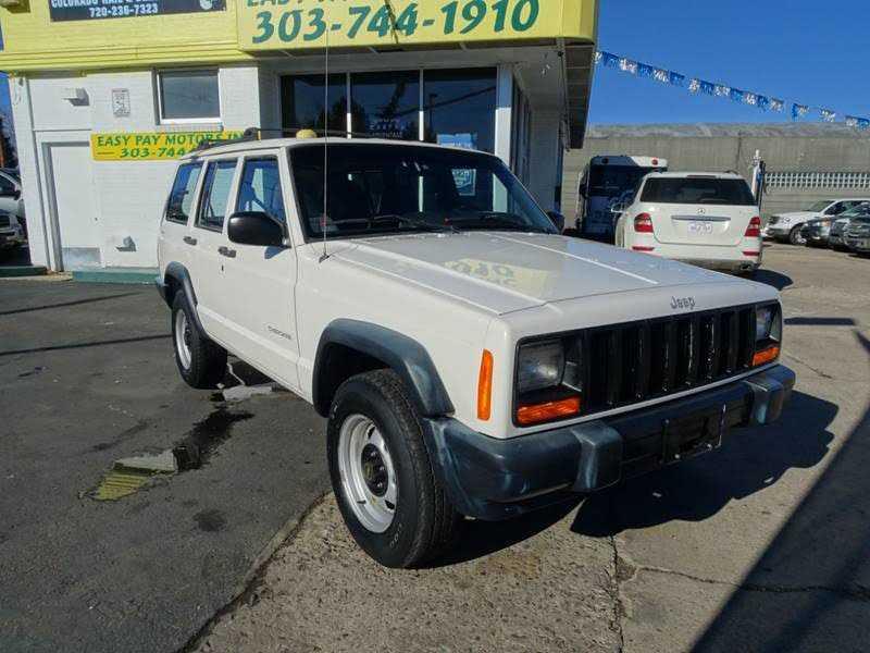 Jeep Cherokee 2000 $9299.00 incacar.com