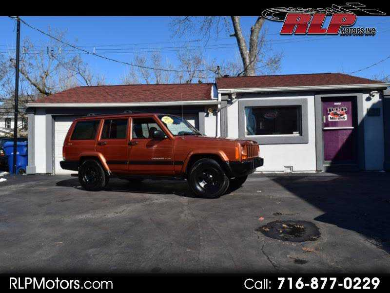 Jeep Cherokee 2001 $5999.00 incacar.com