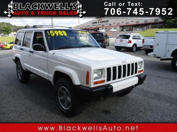 Jeep Cherokee 2001 $5988.00 incacar.com