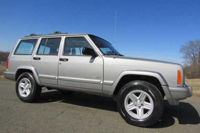 Jeep Cherokee 2001 $10850.00 incacar.com