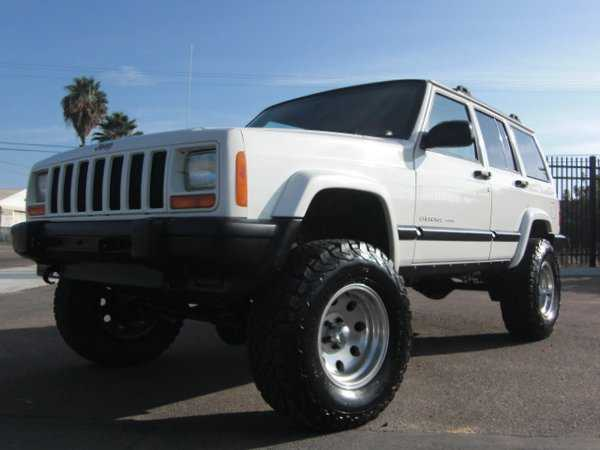used Jeep Cherokee 2001 vin: 1J4FF48S71L585630