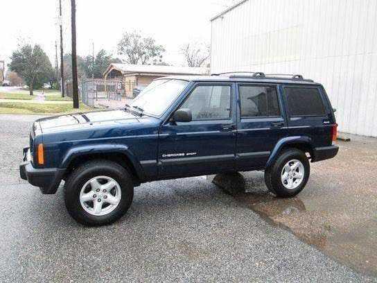 Jeep Cherokee 2001 $11900.00 incacar.com