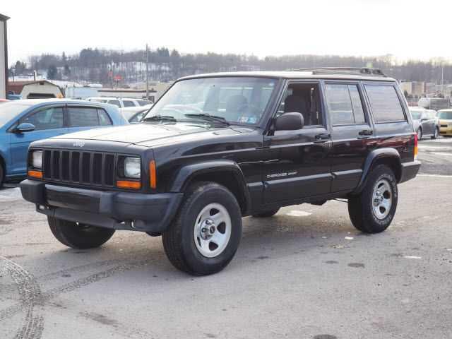 Jeep Cherokee 2001 $8500.00 incacar.com