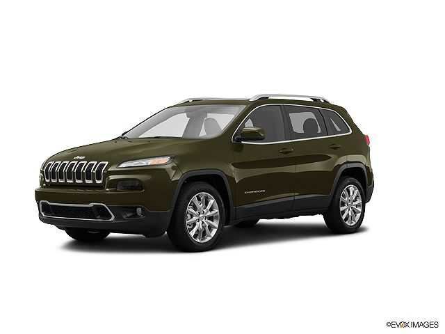 Jeep Cherokee 2015 $36370.00 incacar.com
