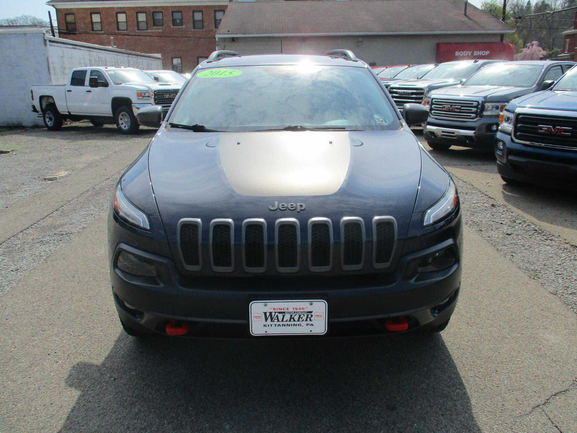 Jeep Cherokee 2015 $20995.00 incacar.com