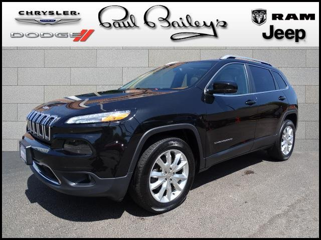 Jeep Cherokee 2016 $22610.00 incacar.com