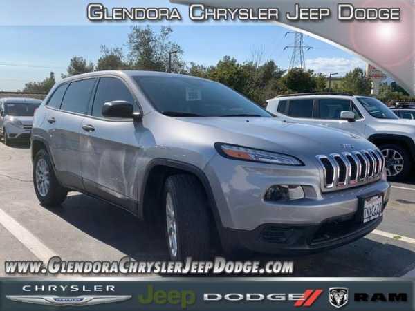 Jeep Cherokee 2016 $15990.00 incacar.com