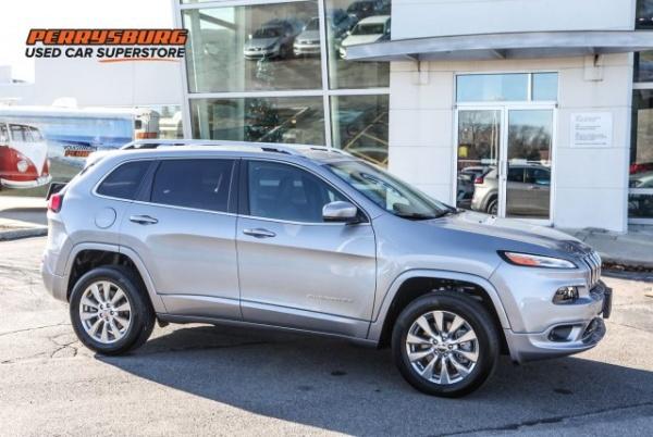 Jeep Cherokee 2016 $28536.00 incacar.com
