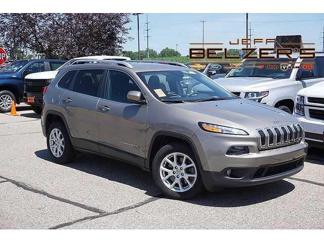 Jeep Cherokee 2016 $18340.00 incacar.com