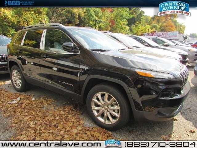 Jeep Cherokee 2016 $36400.00 incacar.com