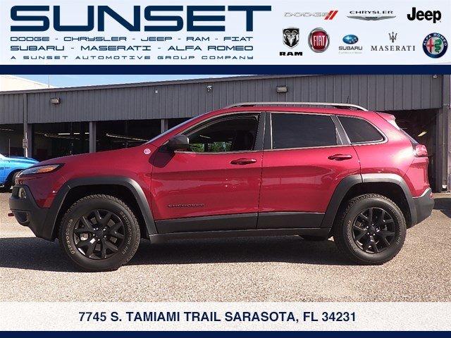 Jeep Cherokee 2016 $24988.00 incacar.com