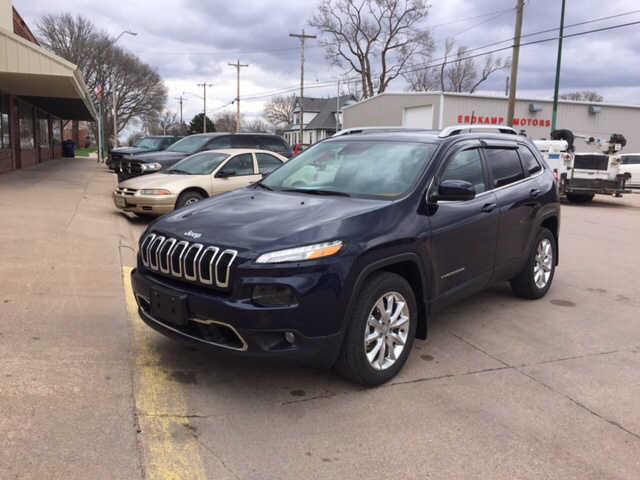 Jeep Cherokee 2016 $24900.00 incacar.com