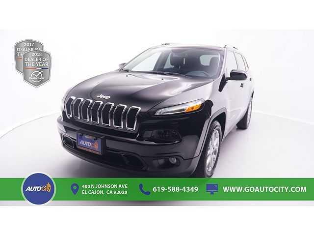 Jeep Cherokee 2018 $18850.00 incacar.com