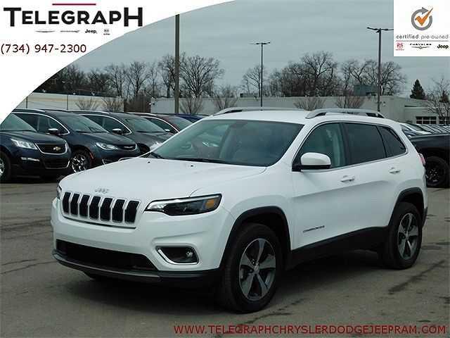 Jeep Cherokee 2019 $24974.00 incacar.com