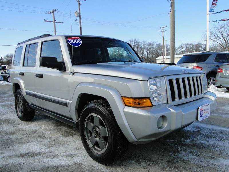 Jeep Commander 2006 $6999.00 incacar.com