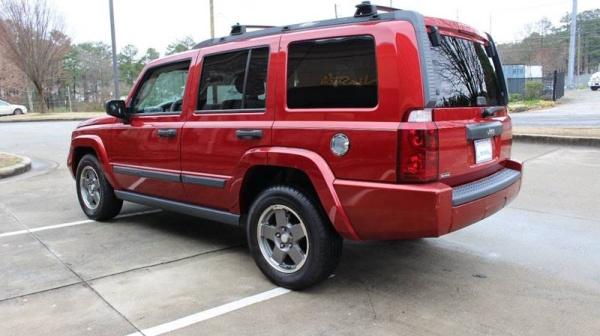 Jeep Commander 2006 $3450.00 incacar.com