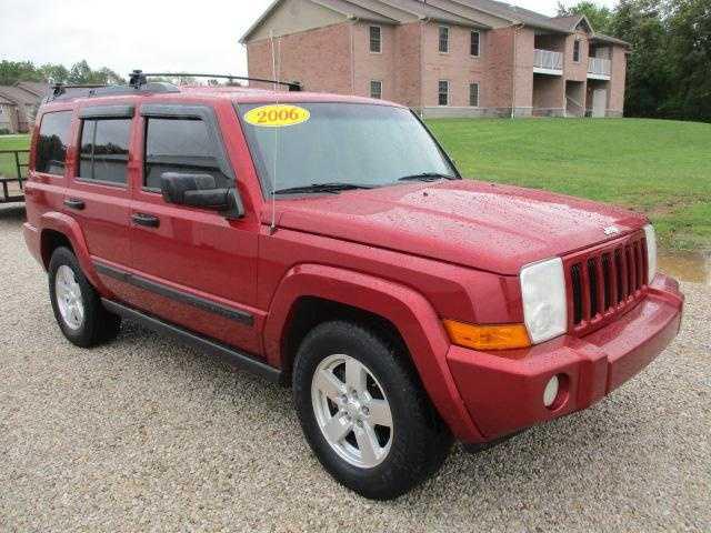 Jeep Commander 2006 $7388.00 incacar.com