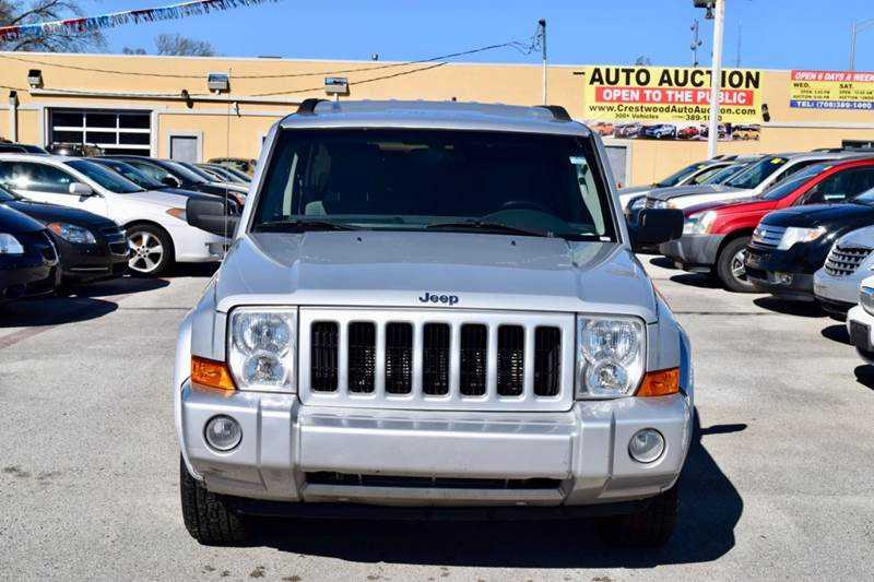 Jeep Commander 2006 $4999.00 incacar.com