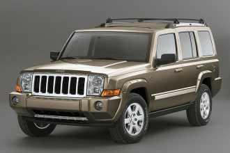 Jeep Commander 2006 $6669.00 incacar.com