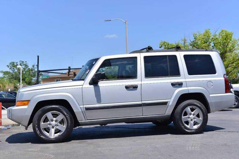 Jeep Commander 2006 $1500.00 incacar.com