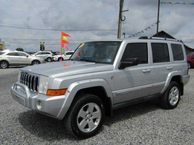 used Jeep Commander 2006 vin: 1J8HG58N66C246689