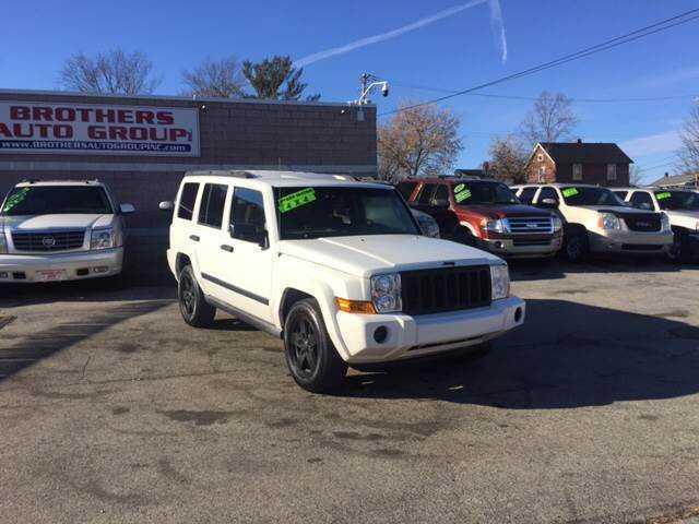 Jeep Commander 2006 $8500.00 incacar.com