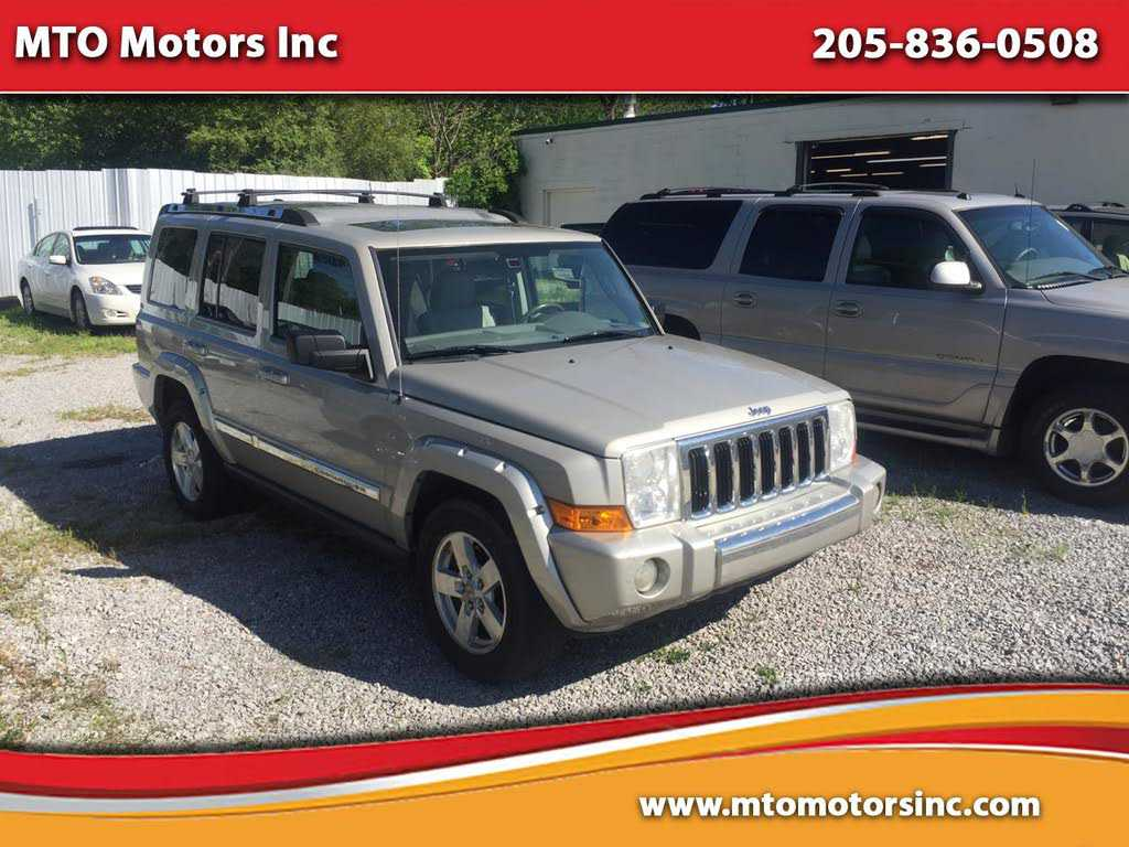 Jeep Commander 2006 $7995.00 incacar.com