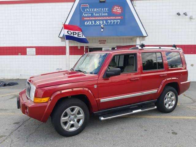 Jeep Commander 2006 $1000.00 incacar.com