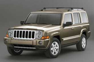 Jeep Commander 2006 $10900.00 incacar.com