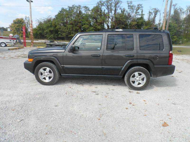 Jeep Commander 2006 $8800.00 incacar.com