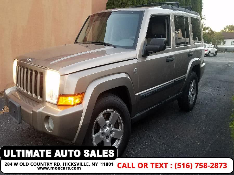 Jeep Commander 2006 $4950.00 incacar.com