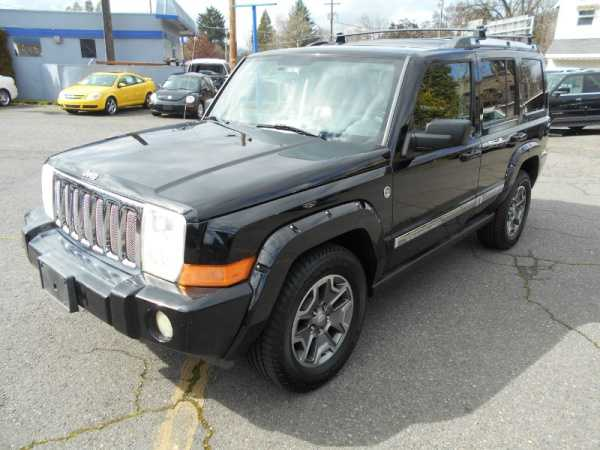 Jeep Commander 2006 $8999.00 incacar.com