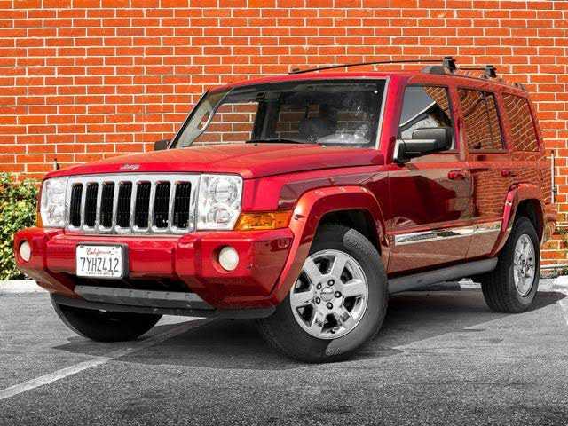 Jeep Commander 2006 $7500.00 incacar.com