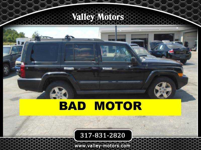 Jeep Commander 2006 $995.00 incacar.com
